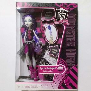 "Mattel Year 2012 Monster High ""Ghouls Rule"" Series"